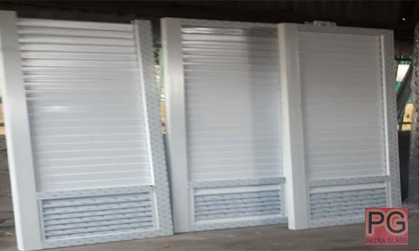 Pintu Aluminium Slawi